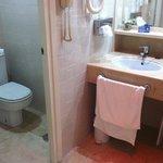 baño separado