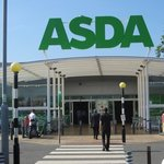 Entrance to the Asda store