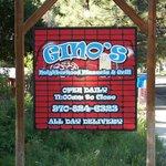 Gino's Pizzeria & Italian Food