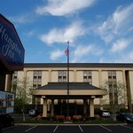 Hampton Inn I-75 Lexington/Hamburg Area hotel exterior