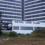 Fachada Externa del hotel