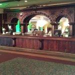 Ahman Green VIP Party Setup