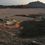 villaggio dei beduini