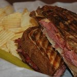 Famous Rueben Sandwich!