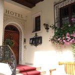 Hotel Bergschlössl Foto