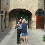 With Anna in Chianti
