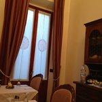 Sala per Prima Colazione,Hotel Cavaliere Firenze