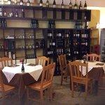 La nostra cantina dei vini