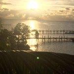 Sunset at Sandy Bay