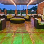 Outdoor Patio Lounge