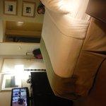 Room looking toward door