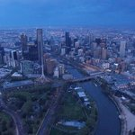 Amazing views of Melbourne