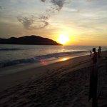 Puesta de Sol desde el Ramada Resort Mazatlán
