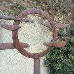 A Piece from the Sculpture Garden