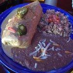 Burrito in a Wetsuite