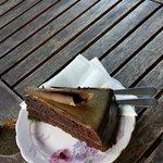 The chocolate fudge cake- DO IT!!