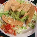 Chicken Taco plate - $5.99