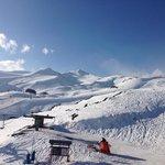 Valle Nevado Tracks