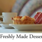"""Fresh Baked Desserts"""