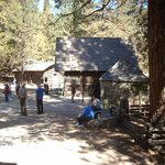 Pioneer History Center in Wawona