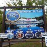 Mitchell Creek Marina and Resort