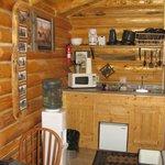 Cabn Mini-Kitchen