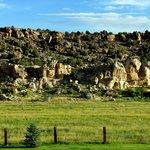 The Rocky Ridge, at Rocky Ridge Outpost