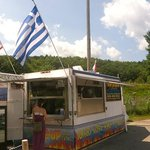 Seasonal Summer Food Truck- Fired Up Greek American Food