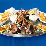 Ouzeri Restaurant - Greek and Mediterranean Platters