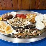 Ouzeri Restaurant - Greek Platters and Grill