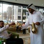 Arabic Coffee Time