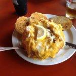 Foto de Bedrock's Chowder House & Grill