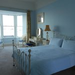 Our hugely spacious, light and airy room