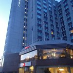 hotel ibis London Earles Court正面