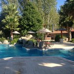 Grenadine Lodge pool