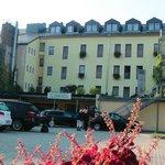 Hotel Stadtsicht