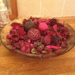 Haven't seen so much pot-pourri since the 1980s