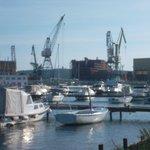 Werft bei Trogir