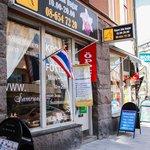 Thai massage in Stockholm City