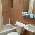 Salle de bain de la 405
