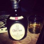Que lindo degustar de un rico whisky en Gaucha