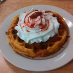 Delicious offerings at the East Main Cafe!