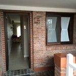 Studio Apartment entrance