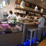 sea food bar near jl no76 hotel. great food!