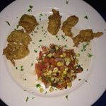 Fried Oyster app