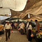 Undercover in Fethyie market