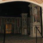 affreschi Cripta della Crocefissione