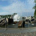 Musikbrunnen