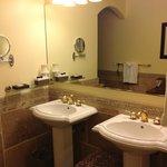 banheiro aconchegante