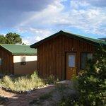 Foto de Pine Shadows Cabins